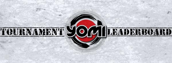 Yomi Tournament Leaderboard